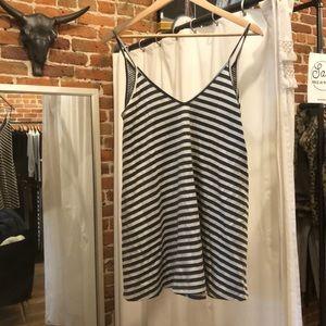 Lovers & friends striped mini dress!
